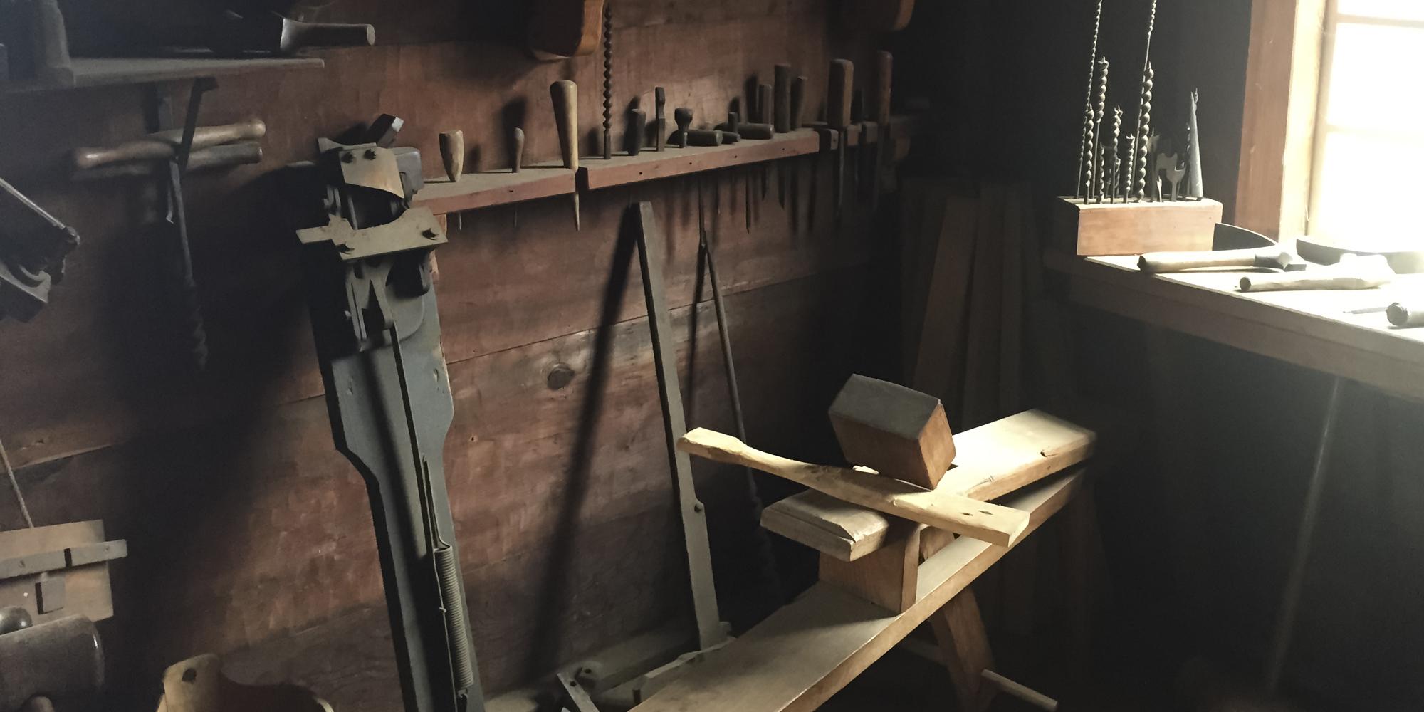Využití dřeva